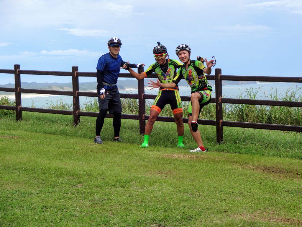 ジロ・デ・種子島2018 大会参加レポート:オプション(最南端)門倉岬