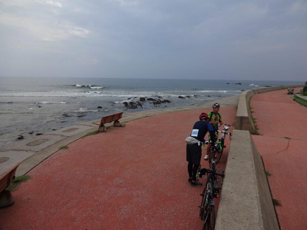ジロ・デ・種子島2018 大会参加レポート:住吉ガジュマル防潮林で休憩して時間調整