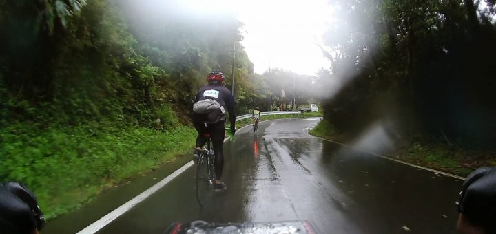 ジロ・デ・種子島2018 落車等発生の注意箇所(増田)