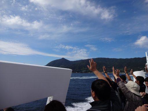 見送り:こしき島アクアスロン2018 参加レポート