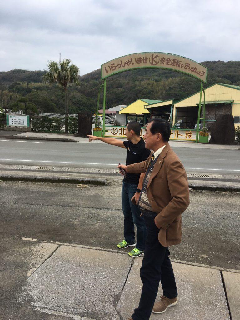 【#種トラ 開催への道】種子島トライアスロン活動記録:その9(日本トライアスロン連合理事の島内視察)