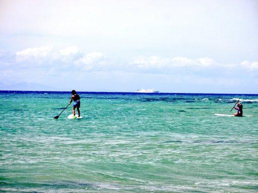 種子島移住:得たモノと失ったモノ(移住7年目):サーフィン SUP