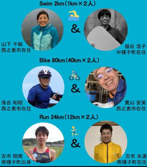 【#種トラ 開催への道⑪】種子島トライアスロン 2019春季練習会 について