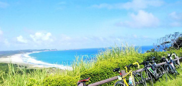 ジロ・デ・種子島で拡がるサイクリストの輪