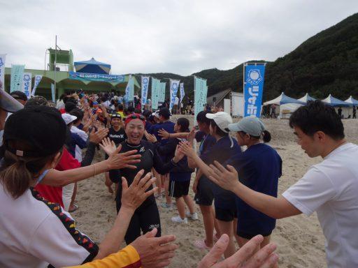 屋久島オープンウォータースイミング2019 参加レポート
