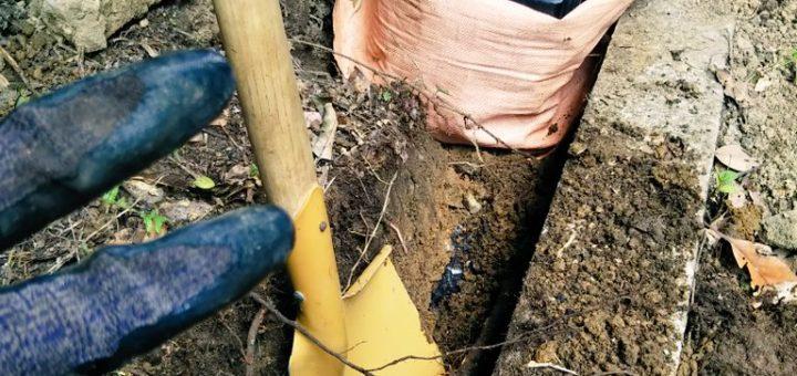 【ザワワ村】開拓物語 第30話「村の敷地内を100mほど水道管の床掘り」