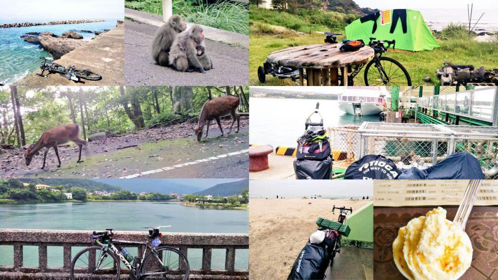 屋久島一周サイクリング2019(屋久島OWSの翌日)