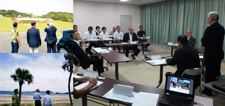 【#種トラ 開催への道_vol.14】JTU会長が来島し、島の全自治体との協議実現